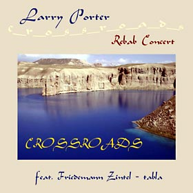 CD Cover Crossroads